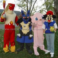 Anime Costumes on Pinterest | Anime Costumes, Pokemon and ...