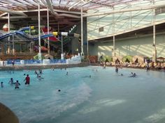 1. Camelbeach Indoor Waterpark, Tannersville