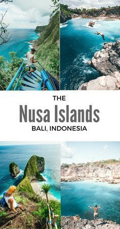 ULTIMATE GUIDE TO THE NUSA ISLANDS IN BALI, INDONESIA