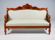 Sohva, 1800-luku, Biedermeier.