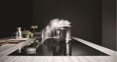 Concept Swiss kookplaatafzuiging - Product in beeld - Startpagina voor keuken ideeën | UW-keuken.nl