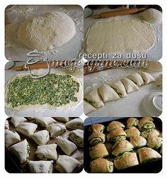 Kiflice Recipe, Dairy, Cheese, Health, Recipes, Food, Health Care, Essen, Eten
