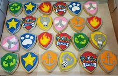 Paw Patrol birthday Cookies #FigTales