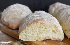 PAIN RAPIDE 10 MINUTES : la recette facile - CULTURE CRUNCH What To Cook, Baguette, New Recipes, Crunch, Bacon, Bread, Cookies, Culture, Desserts