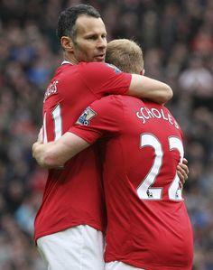 Legends. #MUFC