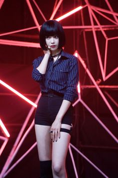Uploaded by ☾ michaela. Find images and videos about kpop, f(x) and fx on We Heart It - the app to get lost in what you love. Victoria Fx, Victoria Song, Victoria Fashion, Lit Outfits, Stage Outfits, Ulzzang Fashion, Korean Fashion, Fx Red Light, South Korean Girls