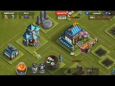 Dojo Mojo - gameplay - Dojo Mojo is a Facebook based social game, city building, action strategy game, free to play on Facebook, from Zynga.