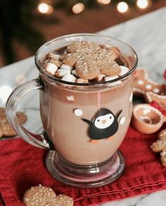 Imagen de christmas, winter, and chocolate