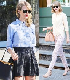 Taylor Swift Daytime Casual
