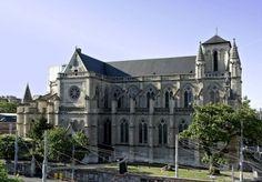 Notre-Dame basilica in Geneva, Switzerland