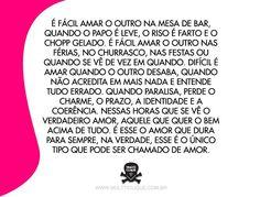 O Amor, segundo Pedro Bial