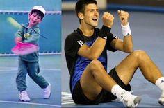 Novak Djokovic..my favorite player! Such a cutie!