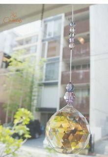 Box#23『lea-makana』さんの新作入荷です♪|Chances News   窓辺でキラキラとっても綺麗です♪