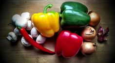 Tempi di cottura delle verdure. L'infografica per non sbagliare mai