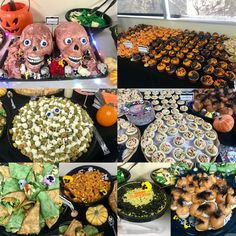 Halloween 2018, So Divine Catering, Prosciutto Heads, Mozzarella & Olive Eyeball Skewers