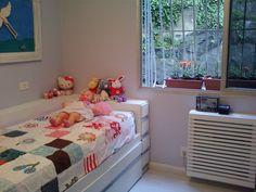quarto Sofia - apartamento Fonte da Saudade - projeto Margareth Salles