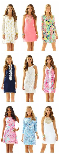 Lilly Pulitzer, just go ahead and take all of my money! I love the Lilly Pulitzer new releases for spring 2016!