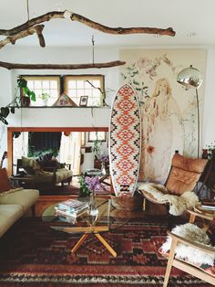 Inspired Spaces with Artist Emily Katz | Billabong US
