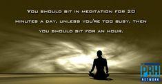 Interesting Quotes Meditation