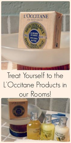 Walla Faces is proud to stock our hotel rooms with products from L'Occitane en Provence Products. Click here to read our latest blog post and learn why!