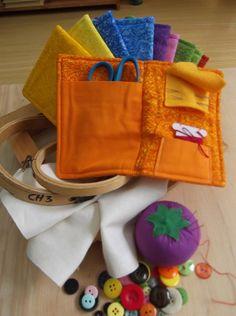 Montessori Sewing Kits on Etsy, $8.00