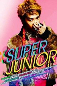 Super Junior Ticket On PRJ Jakarta Indonesia, Buy Now