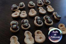 Recette Macaron Poire Chocolat - Ganache Poire-Chocolat