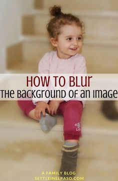 The post describes a free software that can be used to blur the background of an image. I am pretty impressed at the quality of the pictures the software generates.