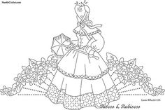 Vintage Embroidery Designs All sizes Embroidery Transfers, Hand Embroidery Patterns, Vintage Embroidery, Silk Ribbon Embroidery, Embroidery Needles, Lazy Daisy Stitch, Embroidered Pillowcases, Amish Quilts, Thread Painting