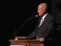 Dr. Steven Covey, author of The 7 Habits of Highly Effective People gives an outstanding address at Montana State University on living a principally-centered life.