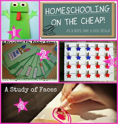 Check out the Homeschooling on the Cheap: weekly link up. Fun ideas linked up and shared each week.