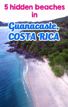 5 hidden beaches in Guanacaste for when you need to get away from the crowds. http://mytanfeet.com/costa-rica-beach-information/beaches-in-guanacaste-costa-rica/