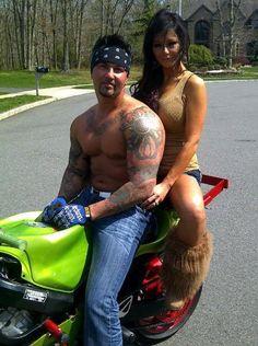 Jenni and Roger - jersey-shore Photo