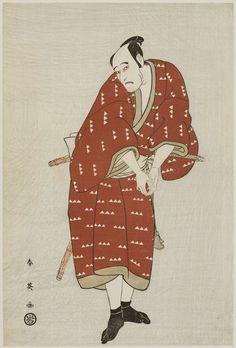 寺岡平右衛門 てらおかへいえもん Teraoka Heiemon. 勝川春英 かつかわ しゅんえい Katsukawa Syunei.