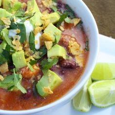 #Chicken #Tortilla #Soup