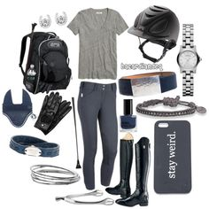 Navy Grey, created by bacardiandeq on Polyvore