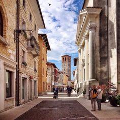 Centro storico di Marano lagunare, Friuli Venezia Giulia