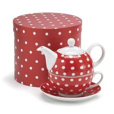 Polka Dots.  I like polka dots!