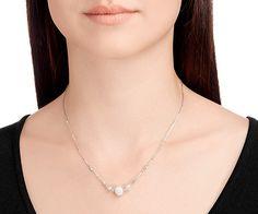 Blow Short Necklace - Jewelry - Swarovski Online Shop