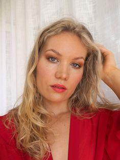 Bronzy & glowy summer makeup (video tutorial!) - Charlotta Eve