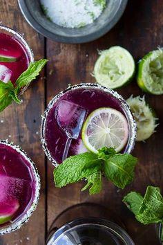 Prickly Pear Margarita #pear #cocktail #margarita