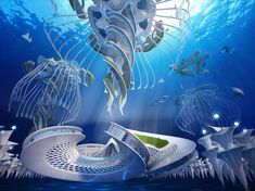 How An Architect Imagines The Future Of Sustainable Cities