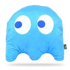 Almofada Ghost Red ou Blue (Pacman)