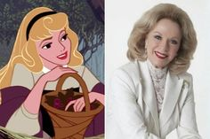 Princess Aurora: Mary Costa - The Voices Behind Your Favorite Disney Characters - Photos
