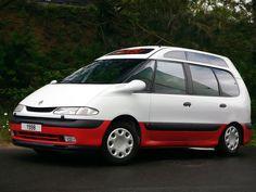 1998 Renault Espace Teksi by Heuliez