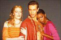 Sherie Renee Scott, Adam Pascal, Heather Headley #Aida