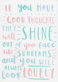 Original watercolour painted quotes by... |