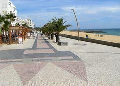 Quarteira Places Ive Been, Portugal, Sidewalk, World, Travel, Beautiful, Viajes, Side Walkway, Walkway