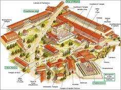 Reconstruction of the Athenian Agora