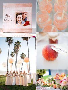 DIY Obst Hochzeit mit chic dekorierten Apfel, Zitrone, Orange, Pfirsich und Heidelbeere   Optimale Karten für Verschiedene Anlässe